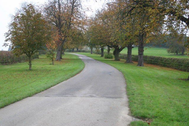 Drive_down_to_Eythrope_Park_-_geograph.org.uk_-_712869